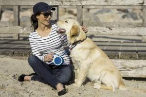 guinzagli avvolgibili per cani